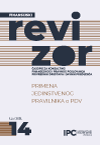 PRIRUČNIK- Časopis REVIZOR br. 14
